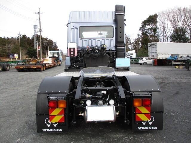 三菱 スーパーグレート 大型 トラクタ 1デフ ベッド|画像3