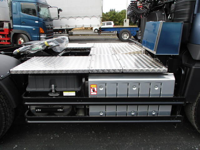 三菱 スーパーグレート 大型 トラクタ 1デフ ベッド|画像6