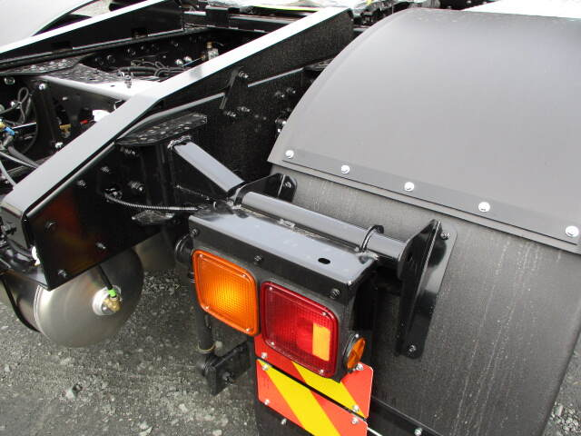 三菱 スーパーグレート 大型 トラクタ 1デフ ベッド|画像8