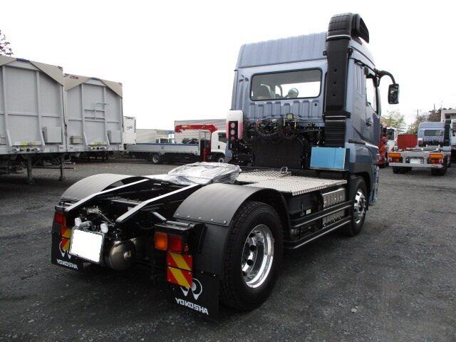 三菱 スーパーグレート 大型 トラクタ 1デフ ベッド|画像2