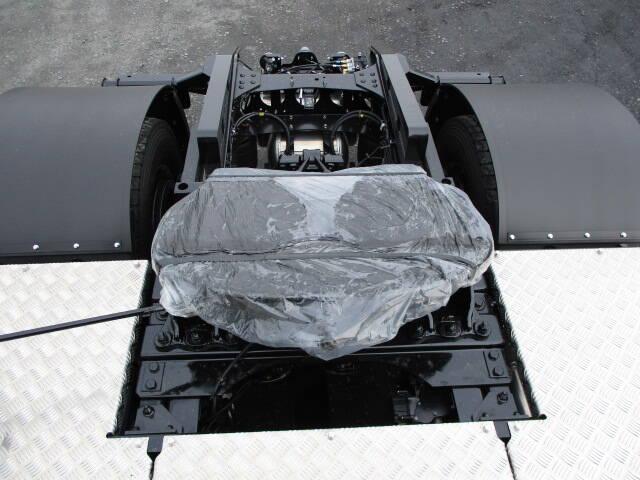 三菱 スーパーグレート 大型 トラクタ 1デフ ベッド|画像4