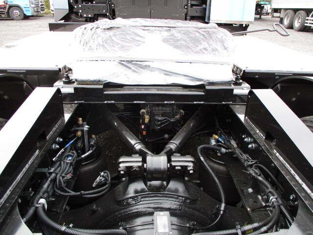 三菱 スーパーグレート 大型 トラクタ 1デフ ベッド|画像5