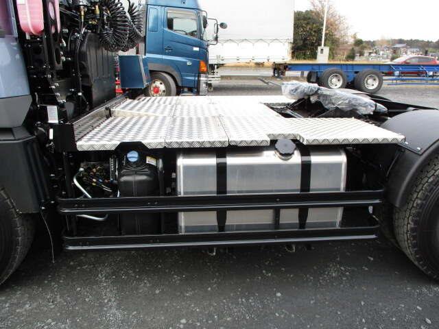 三菱 スーパーグレート 大型 トラクタ 1デフ ベッド|画像7