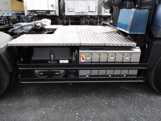 三菱 スーパーグレート 大型 トラクタ 1デフ ベッド|画像10