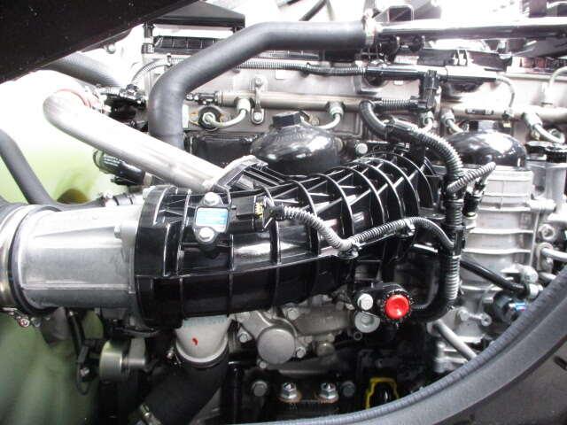 三菱 スーパーグレート 大型 トラクタ 1デフ ベッド|画像17