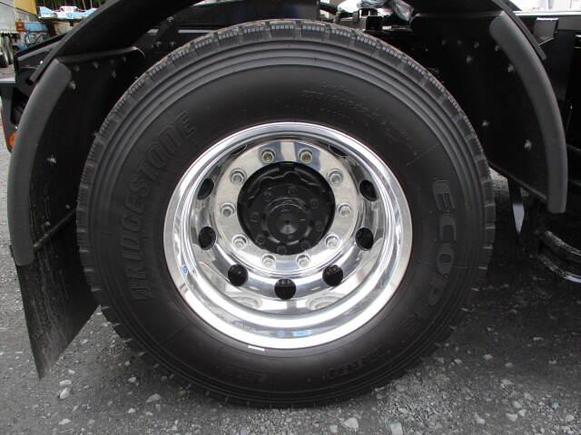 三菱 スーパーグレート 大型 トラクタ 1デフ ベッド|画像18