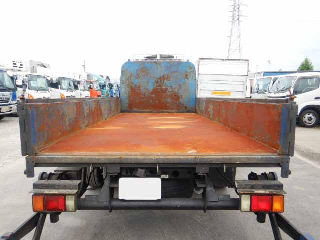 マツダ タイタン 小型 平ボディ パワーゲート 床鉄板|トラック 背面・荷台画像 トラック市掲載