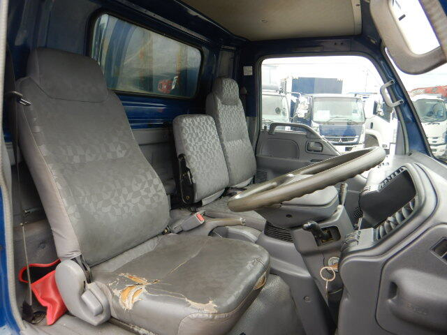 マツダ タイタン 小型 平ボディ パワーゲート 床鉄板|シフト MT6 トラック 画像 ステアリンク掲載