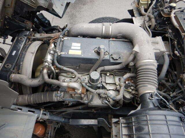 日産UD クオン 大型 トラクタ 1デフ エアサス|シフト MT6 トラック 画像 ステアリンク掲載