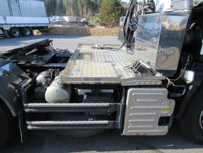 いすゞ ギガ 大型 トラクタ ハイルーフ 1デフ 架装 ソーシン トラック 画像 トラックバンク掲載
