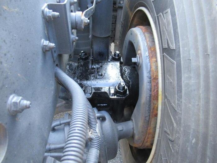 いすゞ ギガ 大型 トラクタ ハイルーフ 1デフ 型式 QKG5-EXD2AD トラック 画像 栗山自動車掲載