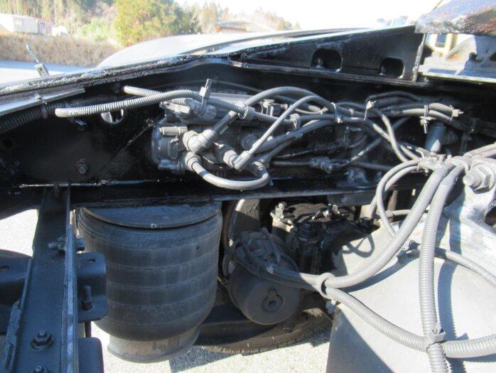 いすゞ ギガ 大型 トラクタ ハイルーフ 1デフ シャーシ トラック 画像 キントラ掲載