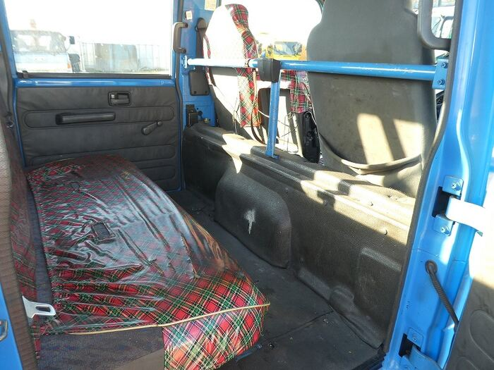 中古 平ボディ小型(2トン・3トン) いすゞエルフ トラック H15 KR-NKR81LAR