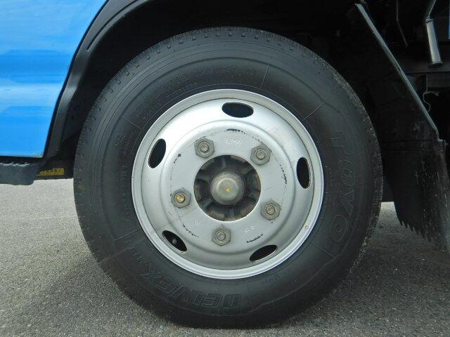 いすゞ エルフ 小型 平ボディ パワーゲート 床鉄板|年式 H17 トラック 画像 トラックサミット掲載