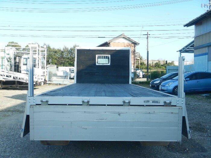 中古 平ボディ中型 日産UDコンドル トラック H17 PK-PK37A