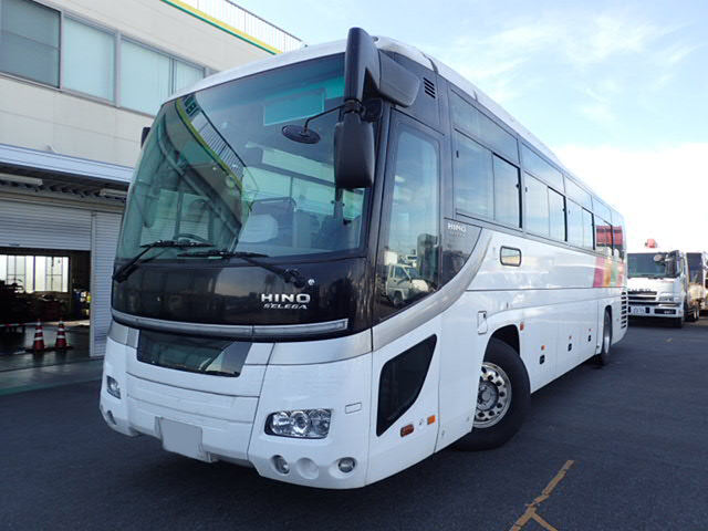 日野 セレガ 大型 バス 観光バス ADG-RU1ESAA|トラック 左前画像 トラックバンク掲載