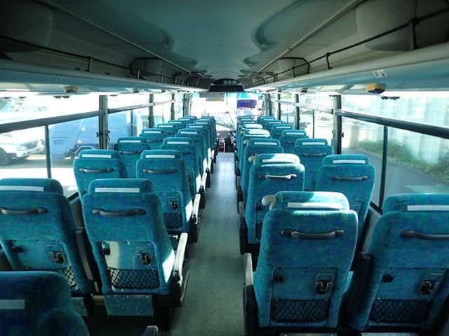 日野 セレガ 大型 バス 観光バス ADG-RU1ESAA|エンジン トラック 画像 トラスキー掲載
