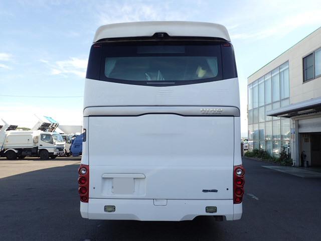 日野 セレガ 大型 バス 観光バス ADG-RU1ESAA|トラック 背面・荷台画像 トラック市掲載