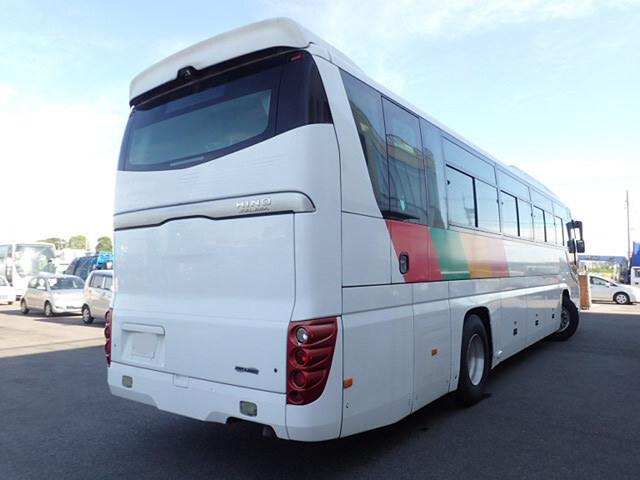 日野 セレガ 大型 バス 観光バス ADG-RU1ESAA|トラック 右後画像 リトラス掲載
