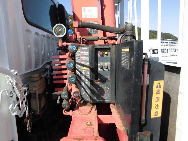 三菱 ファイター 中型 クレーン付 4段 ラジコン|年式 H17 トラック 画像 トラックサミット掲載