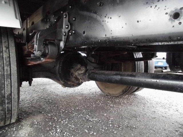 三菱 ファイター 中型 クレーン付 4段 ラジコン|コーションプレート トラック 画像 リトラス掲載