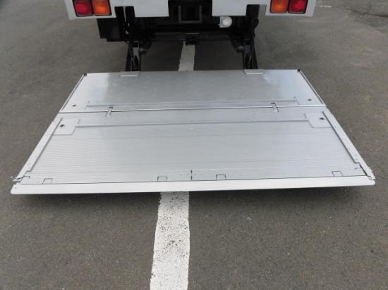 いすゞ フォワード 中型 アルミバン パワーゲート 床鉄板|画像8