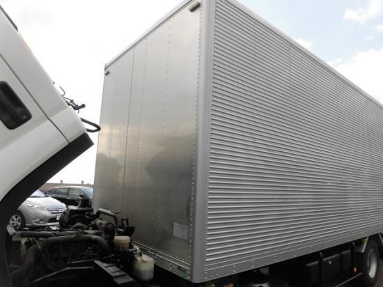 いすゞ フォワード 中型 アルミバン パワーゲート 床鉄板|画像7