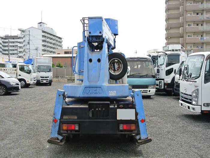 日野 デュトロ 小型 高所・建柱車 高所作業車 PB-XZU301E 画像3
