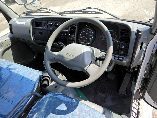 三菱 キャンター 小型 タンク車 バルク KK-FE53EB|画像8