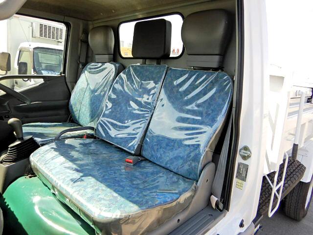 三菱 キャンター 小型 タンク車 バルク KK-FE53EB|画像9