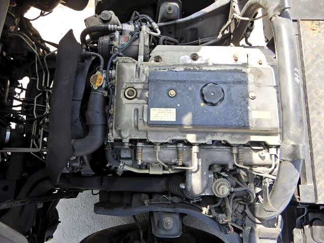 三菱 キャンター 小型 タンク車 バルク KK-FE53EB|画像13