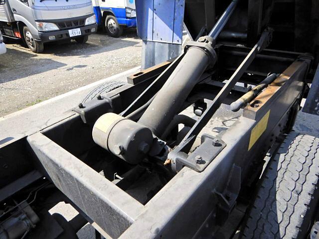 三菱 キャンター 小型 タンク車 バルク KK-FE53EB|画像14