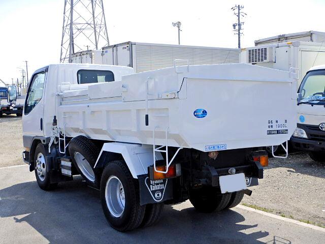 三菱 キャンター 小型 タンク車 バルク KK-FE53EB|画像7