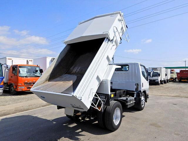 三菱 キャンター 小型 タンク車 バルク KK-FE53EB|画像2