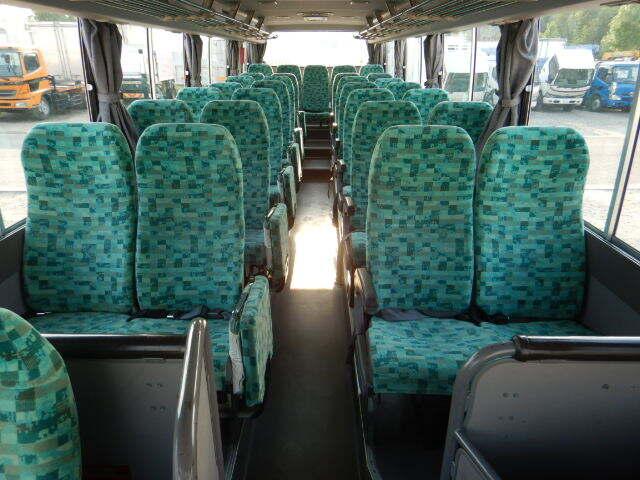 日野 メルファ 中型 バス 観光バス KK-RR1JJEA 走行距離 11.9万km トラック 画像 トラックランド掲載