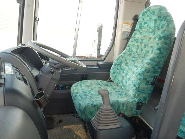 日野 メルファ 中型 バス 観光バス KK-RR1JJEA 運転席 トラック 画像 トラック王国掲載