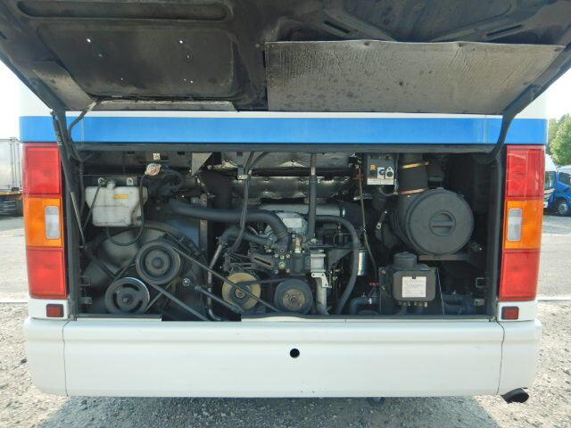 日野 メルファ 中型 バス 観光バス KK-RR1JJEA 駆動方式 2WD トラック 画像 リトラス掲載