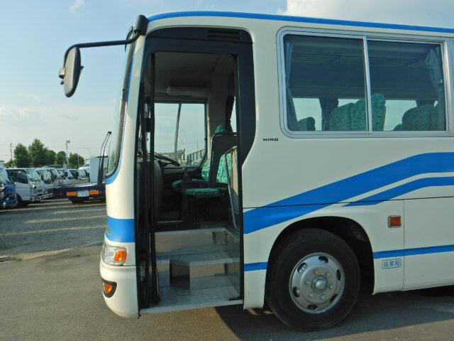 日野 メルファ 中型 バス 観光バス KK-RR1JJEA シフト MT6 トラック 画像 ステアリンク掲載