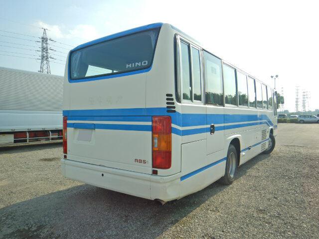 日野 メルファ 中型 バス 観光バス KK-RR1JJEA トラック 右後画像 リトラス掲載