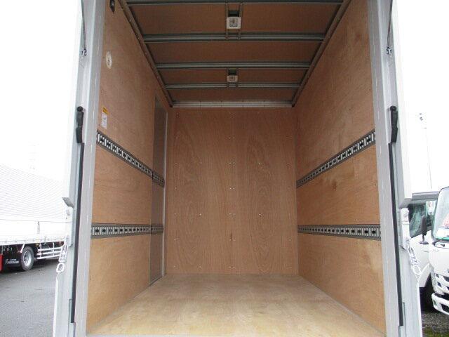 三菱 キャンター 小型 アルミバン パワーゲート サイドドア|画像5