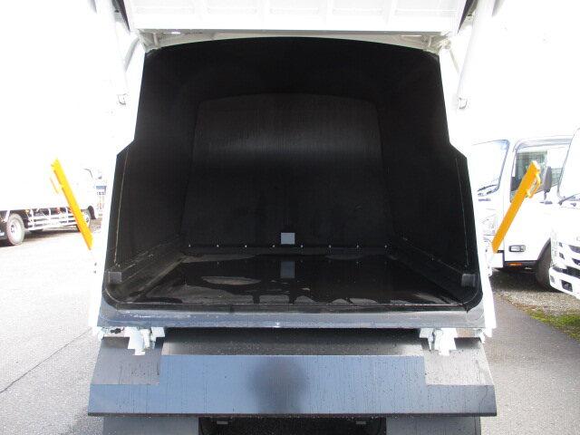 いすゞ エルフ 小型 パッカー車 プレス式 TPG-NMR85AN|トラック 背面・荷台画像 トラック市掲載