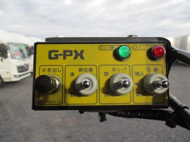 日野 レンジャー 中型 パッカー車 プレス式 2KG-FC2ABA|画像20