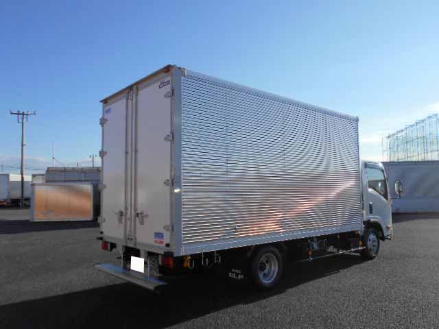 いすゞ エルフ 小型 アルミバン サイドドア TRG-NPR85AN|画像2