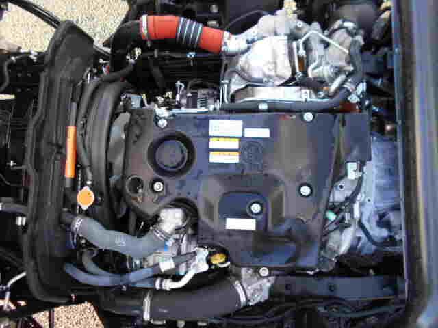 いすゞ エルフ 小型 アルミバン サイドドア TRG-NPR85AN|画像11