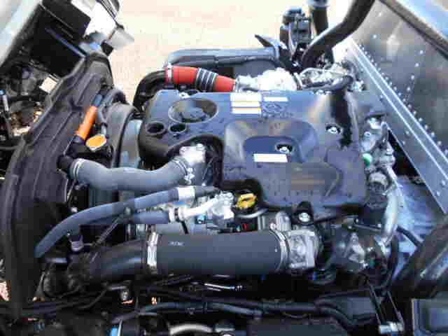 いすゞ エルフ 小型 アルミバン サイドドア TRG-NPR85AN|画像12