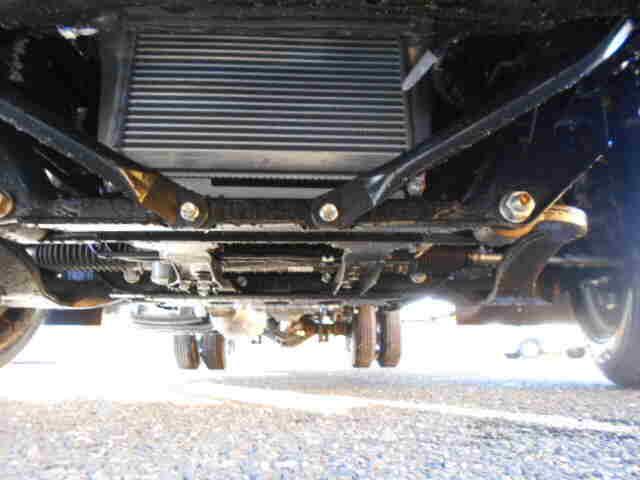 いすゞ エルフ 小型 アルミバン サイドドア TRG-NPR85AN|画像14