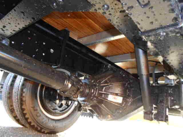 いすゞ エルフ 小型 アルミバン サイドドア TRG-NPR85AN|画像16