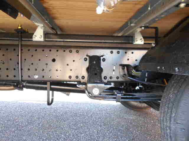 いすゞ エルフ 小型 アルミバン サイドドア TRG-NPR85AN|画像18