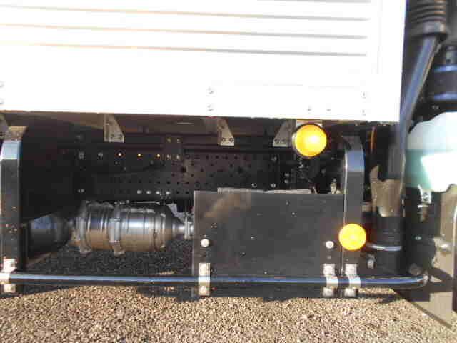 いすゞ エルフ 小型 アルミバン サイドドア TRG-NPR85AN|画像19