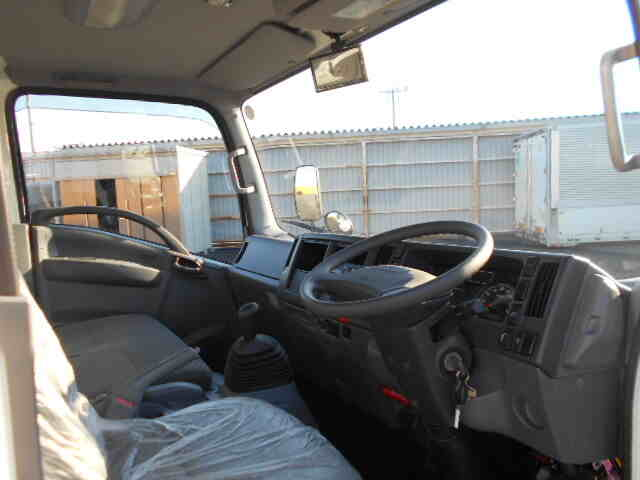 いすゞ エルフ 小型 アルミバン サイドドア TRG-NPR85AN|画像6